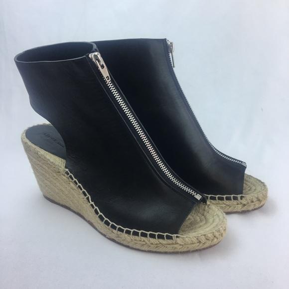 b70085aaf31 Celine Zipper Espadrilles sandals size 40